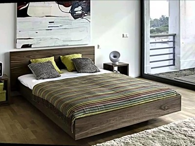Platform frame bed diy ideas trends popular bedroom