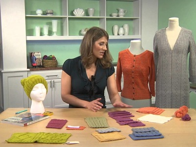 Preview The Art of Seamless Shaping Knitting Workshop with Simona Merchant-Dest