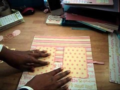 Sugar and Spice Cricut Lite :12x12 Scrapbook Idea