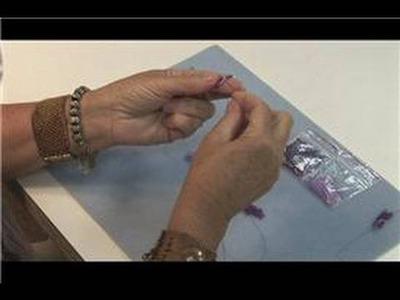 Beading Tips & Techniques : Jewelry Beading Techniques