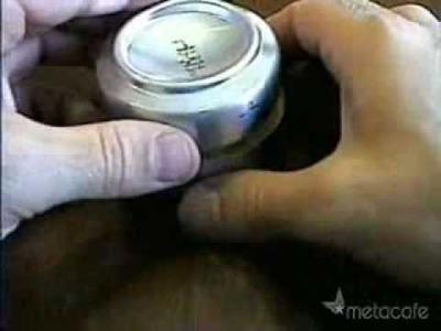Como fabricar un calentador a alcohol casero. [DIY]