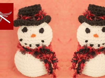 Crochet Frozen Snowman Crochet Geek