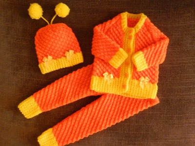 CROCHET KNITTING BABY PATTERNS