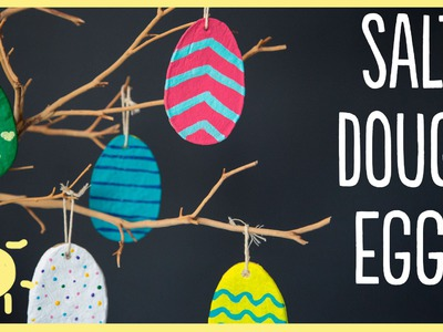 DIY | Easy Salt Dough Ornaments