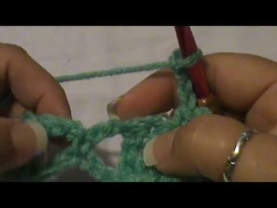 "How to Crochet the "" Petal Stitch"""