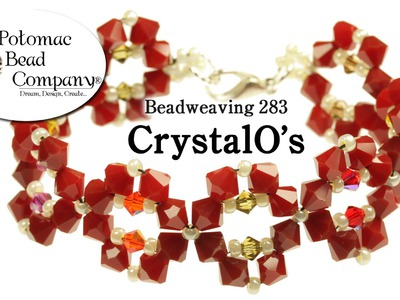 How to Make a Crystal Os Bracelet
