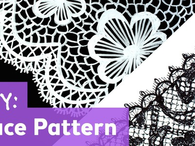 How to Make Lace Pattern
