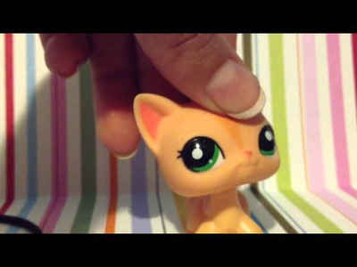 LPS Diy Episode One No Sew Dress