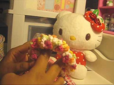 My first crochet project~