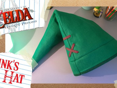 Twilight Princess: Link's Hat DIY Tutorial