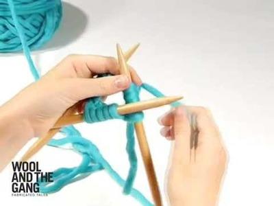 14 Circular knitting