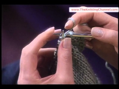 Binding Off - The Knitting Channel with Jill Moray