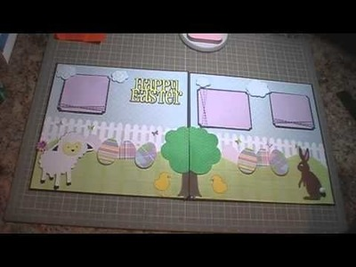 Cricut Cardz Challenge Easter Blog Hop, Episode 101