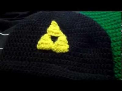 Crochet Geek - Crochet Legend of Zelda Hats