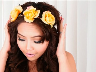 DIY: 4-in-1 Flower Hair Accessories - maricarljanah