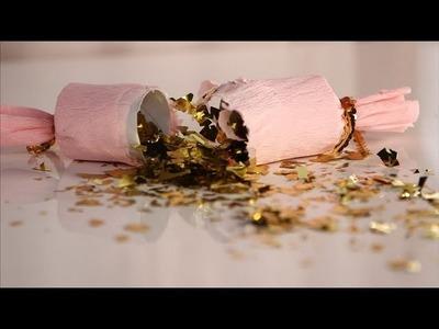 DIY Confetti Party Poppers | DIY Wedding