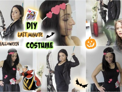 DIY Easy Halloween Costume Ideas - Last Minute Pinterest & Tumblr Inspired