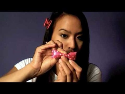 DIY: How I make my hair bows