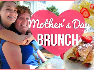 DIY Mother's Day Brunch Ideas!! | Quick & Easy!