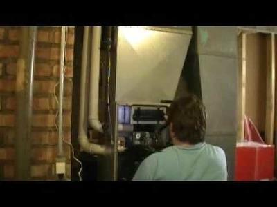 DIY Natural Gas Furnace Burner Cleaning