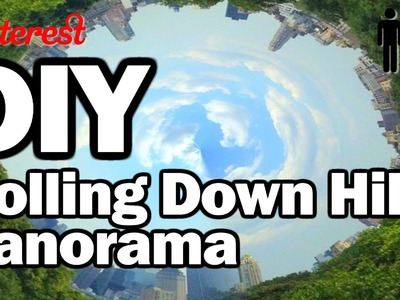 DIY Rolling Down Hill Panorama - Man Vs. Pin #18