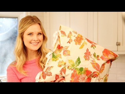 Easy DIY Pillowcases!!