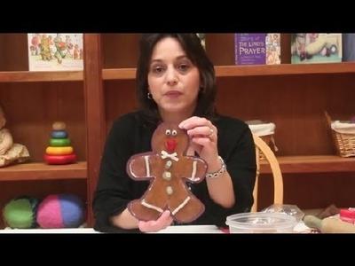 Gingerbread Man Crafts for Preschoolers : Preschool Crafts & Activities