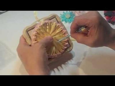 Hana-Ami Flower Loom.flv