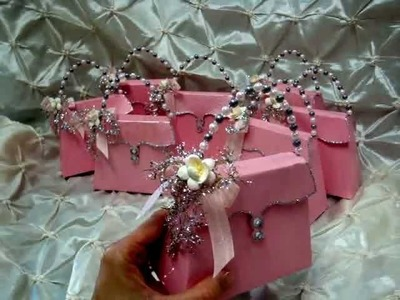 Happy Mail from Leslie @ Kbgirlygirl and Purse Tea Party Favors
