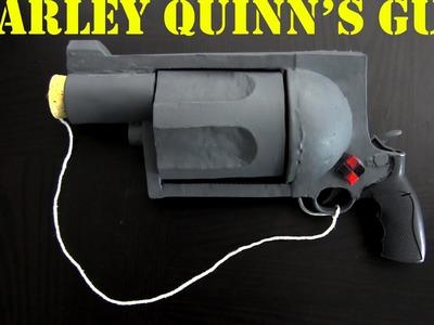 Harley Quinn's Pop Gun DIY