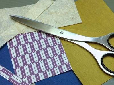 How to Cut Paper Straight - Origami Craft Tips