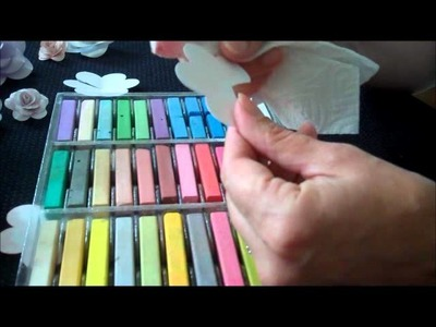 How To Make 21 Different Roses Using White Cardstock