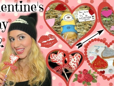 Last Minute Valentine's Day Ideas! DIY Gifts, Treats, & my faves!