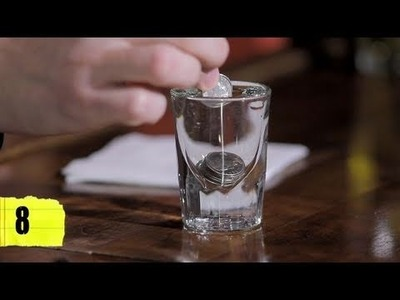 Shotglass Full of Money- How Does This Work??