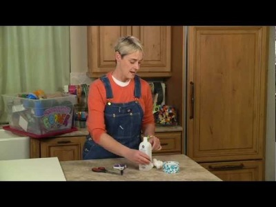 Sophie's World: Scissor tip for duct tape crafting