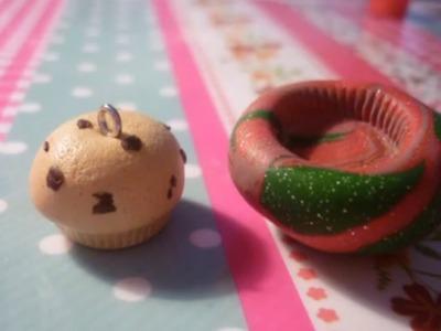 """Tutorial base muffin """"fatta in casa"""" + Muffin - DIY Muffin mold"""