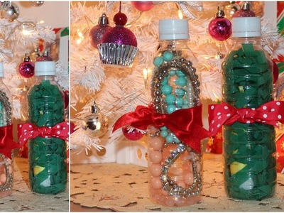 12 DIYs of Christmas : Gifts in a BOTTLE