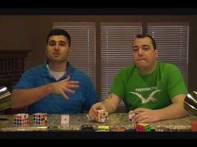 8) Diansheng .222 Type E DIY Diansheng  Speed Cube Review SpeedCubes!