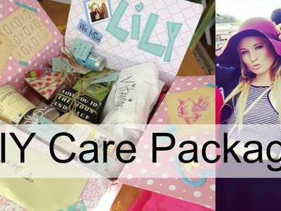 Care Package Ideas & Unboxing | by Michele Baratta