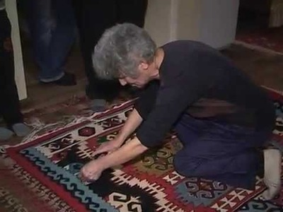 Chiprovski kilimi (the tradition of carpet-making in Chiprovtsi)