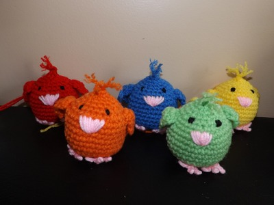 Crochet Baby Mobile Part 1
