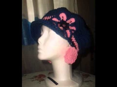 Crochet earrings & beanies by C_nipps creations
