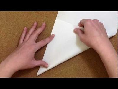 Daily Origami: 663 - Snow