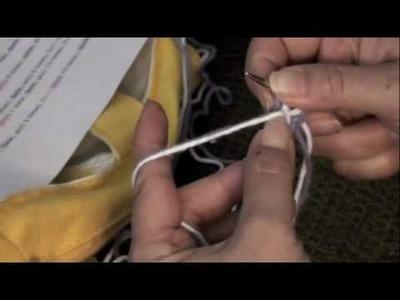 Double Knitting SunBonnet Sue