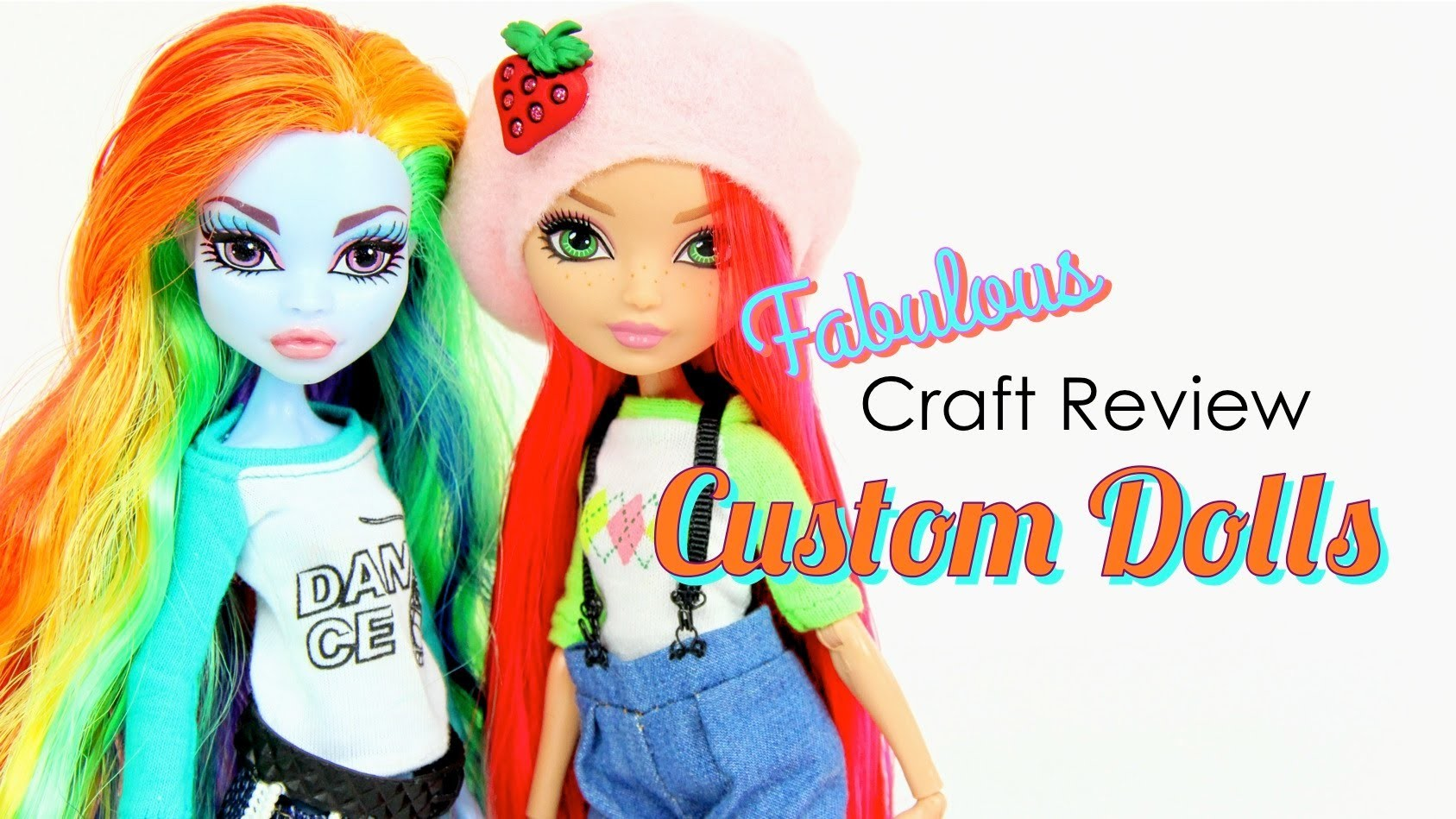 Fabulous Craft Review: Custom Dolls