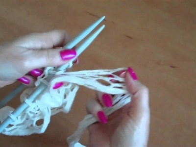How to make a Scarf using Rico Loopy