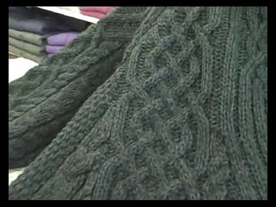 Http:.www.irishhandcraft.com - Modern Aran Sweaters for Women