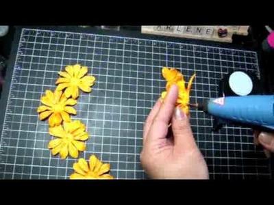 IAR Puffy Flowers Tutorial