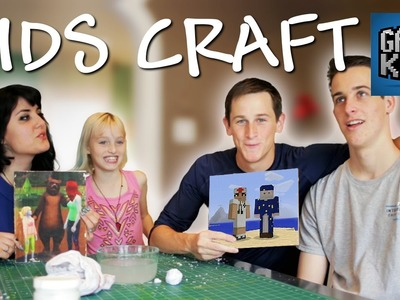 Kids Craft - Wood Transfer
