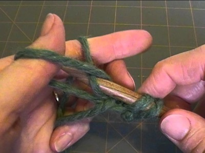 Knitting Basics: The Long-tail Cast-on